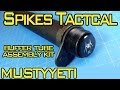 Spikes Tactical Pistol Buffer Assembly Kit :: AR Pistol Build pt.3 :: Musty Yeti