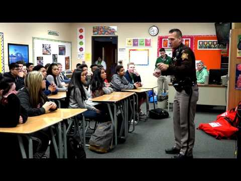 Preparing for proper Safety Procedures at Concord Community High School