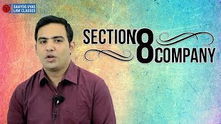 Section 8 Company | CS Executive | CA Inter | CMA Inter |  Law Lectures