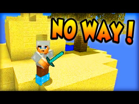 "Minecraft SKYWARS - ""NO WAYYY!"" - Minecraft w/ Ali-A! #20"