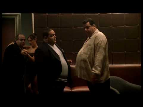 An Ad For A Weight Loss Center - The Sopranos (HD)