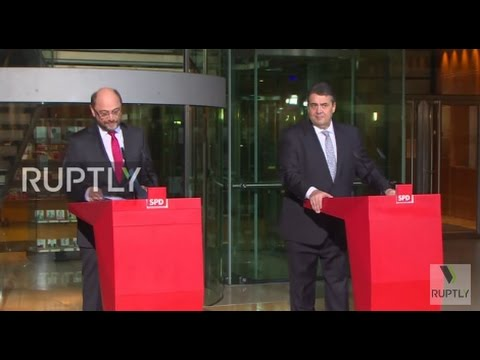 Germany: SPD nominate Martin Schulz to run against Merkel in 2017 election