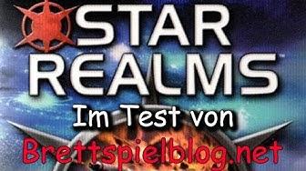 Test: Star Realms (deutsch) - Let's Play & Rezension von Brettspielblog.net