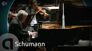Schumann: Piano Concerto - Nelson Freire, Piano Live Concert HD