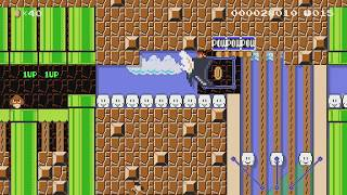 ♥靴と一緒に行く!30秒SpeedRun♡WithBoots!♥ by ゆきぃ(ゆっきぃ♪) - Super Mario Maker - No Commentary