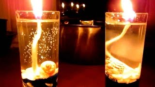 Семья Бровченко. Делаем гелевые свечи своими руками - набор для свечей.(Как папа с детьми делали гелевые свечи. Так же смотрите все видео - ролики на тему