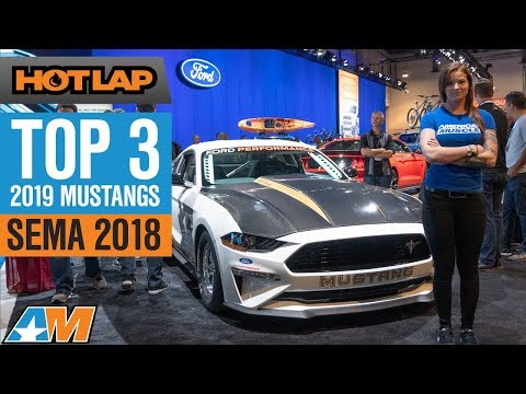 Top 3 Mustangs of SEMA 2018