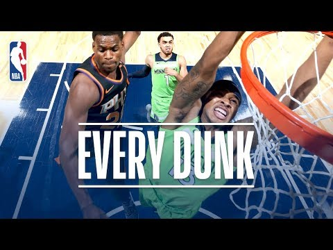 Download Youtube: LeBron James, Donovan Mitchell, Tarik Black and Every Dunk From Saturday Night | Dec. 16, 2017