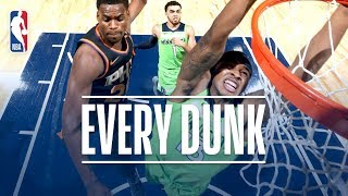 LeBron James, Donovan Mitchell, Tarik Black and Every Dunk From Saturday Night | Dec. 16, 2017