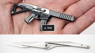 5 Cool Gadgets / Best Multi Tools You Must Buy- 3Coil, Clipper, Pedal Whip, Hexagonal Ruler & Duo.