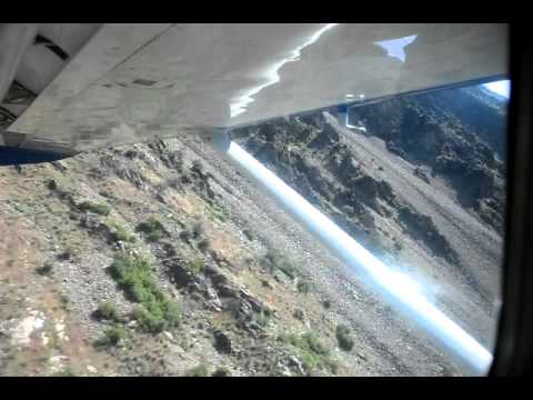 Landing at Taylor Ranch, Frank Church-River of No Return Wilderness, Idaho, 4 June, 2012