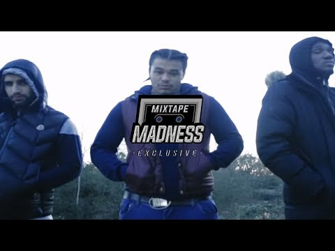 Bam Bam - Landing (Music Video) | @MixtapeMadness