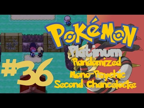 Pokemon Platinum Second Chancelocke Episode 36: Nobody Can Learn Fly - Fail!