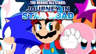 The Heroic All Stars - Journey In Star Road