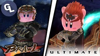 Brawl Snapshots...But We Remake Them in Ultimate ('Graphics Comparison')