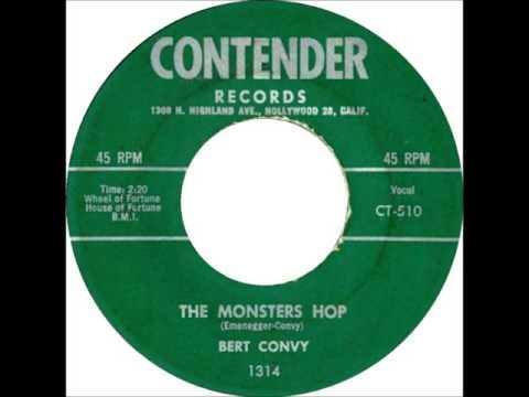 Bert Convy - The Monsters Hop