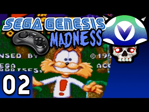 [Vinesauce] Joel - Sega Genesis Madness ( Part 2 )