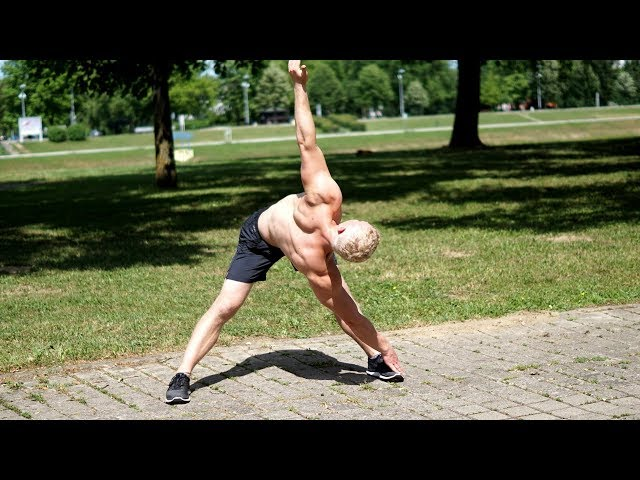 Top 10 Exercises - 10 Exercises to Develop an Athletic Physique