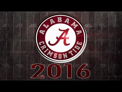 Alabama Football Hype Video 2016 | CampusInsiders