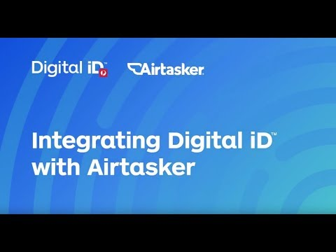Integrating Digital iD™ with Airtasker
