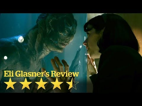 The Shape of Water review: beautiful slice of cinema, just don't bring the kids