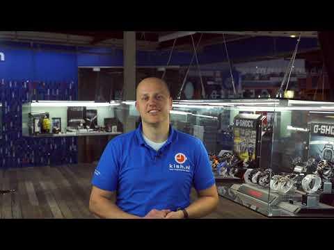 Casio G Shock zomertijd en wintertijd instellen   Kish.nl helpt