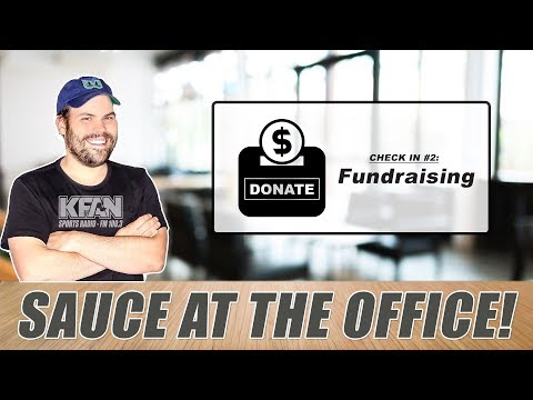 #SauceAtTheOffice: Raising funds for a buyout...