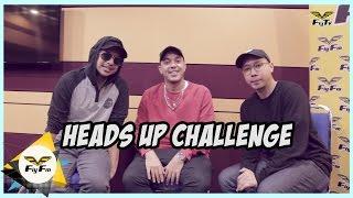 Heads Up Challenge with SonaOne | #HafizGuibo