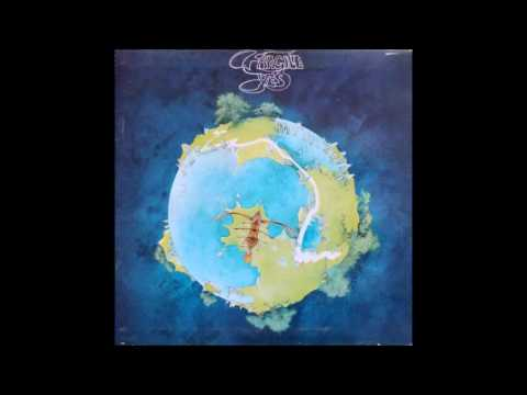 Yes - Fragile (1972) (US Atlantic vinyl) (FULL LP)
