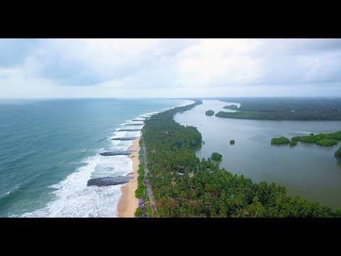 Mangalore Rains / #HydroneX - Aerial Views Of  Coastal Karnataka