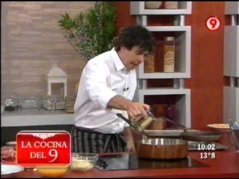 Sandwich de bondiola de cerdo y barbacoa 1 de 4 ariel for Cocina 9 ariel rodriguez palacios facebook