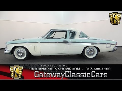 1955 Studebaker President #384-ndy Gateway Classic Cars - Indianapolis