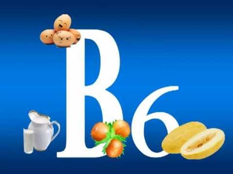 Витамины. Содержание витаминов в продуктах