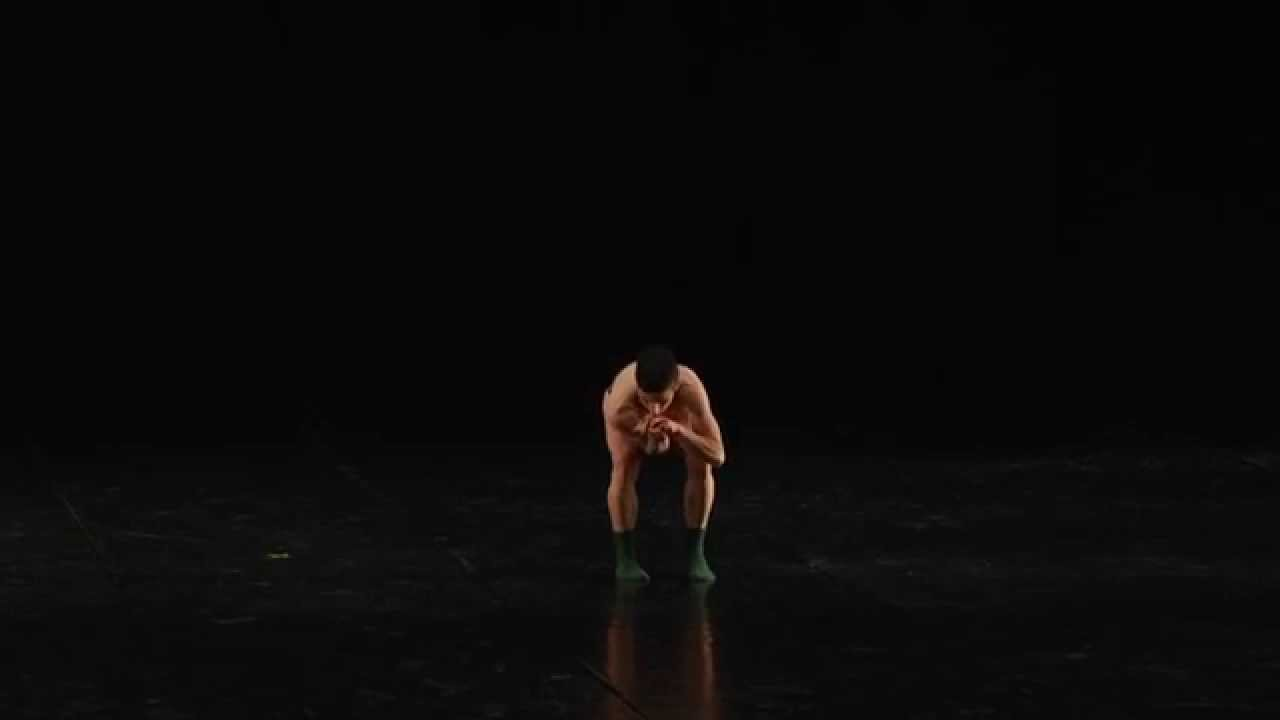 Solo Contemporary Dance Music Giuseppe Verdi On Stage Youtube