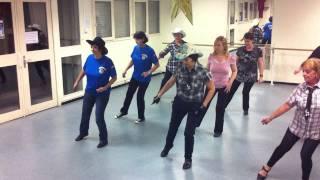 Rock around the clok Line dance