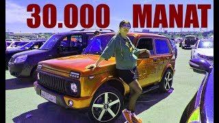 30.000 Pul Xerclenen Niva Rekord Qirdi - Masin Bazari