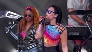 Demi Lovato Cool for the Summer / Neon Lights Live HD