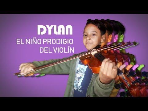Conocé la historia del santafesino violinista que es furor en las redes