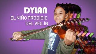 Conocé la historia del santafesino violinista que es furor en redes