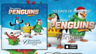 """The Penguins of Madagascar - """"12 Days of Missions"""" (Official Audio)"""