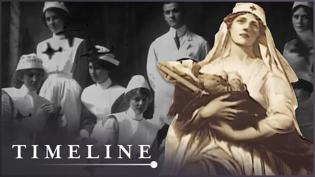 Angels of Mercy (Military Nurse Documentary) | Timeline