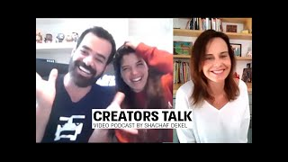 Video podcast in quarantine with Yehuda and Maya Devir