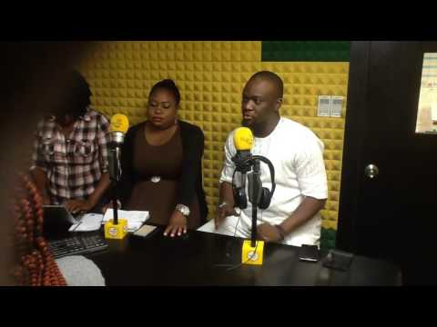 Budeshi Radio - Spotlight on Primary Health Care Centres in Lagos State