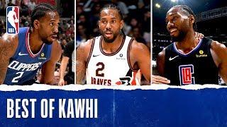 Best of Kawhi | Part 1 | 2019-20 NBA Season
