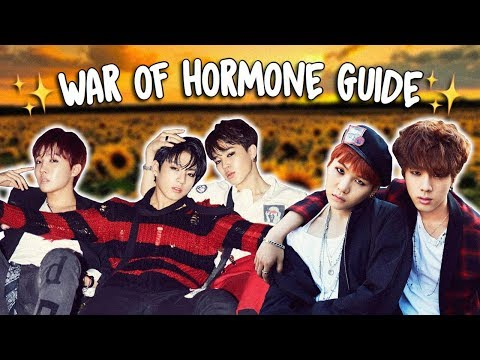 A Guide to BTS: War of Hormone Era