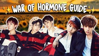 A Guide to BTS War of Hormone Era