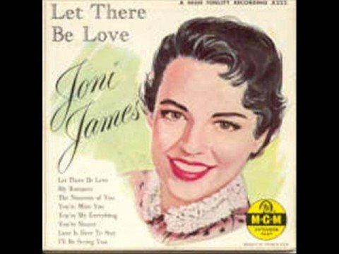 Joni James - As Long As He Needs Me (with lyrics)