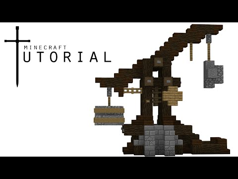 how to build weapons in minecraft