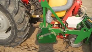Mulch Machine Trials Pakistan