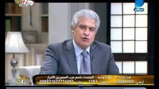 المتحدث باسم حزب المصريين الاحرار يهاجم مرشح الحزب الوطني على الهواء .. ومرشح الوطني يكذبه